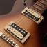 Kép 2/6 - Cort - CR300-ATB elektromos gitár antikolt sunburst ajándék félkemény tok