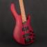 Kép 2/7 - Cort el.basszusgitár, Markbass Preamp, piros