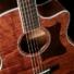 Kép 4/13 - Cort akusztikus gitár Fishman EQ, mahagóni, natúr
