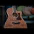 Kép 8/13 - Cort akusztikus gitár Fishman EQ, mahagóni, natúr