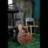 Kép 9/13 - Cort akusztikus gitár Fishman EQ, mahagóni, natúr