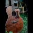 Kép 10/13 - Cort akusztikus gitár Fishman EQ, mahagóni, natúr
