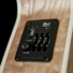 Kép 4/5 - Cort akusztikus gitár EQ-val, Ash Burl, natúr