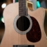 Kép 10/21 - Cort akusztikus gitár Fishman el-val, natúr