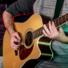 Kép 14/21 - Cort akusztikus gitár Fishman el-val, natúr