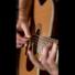 Kép 20/21 - Cort akusztikus gitár Fishman el-val, natúr