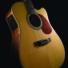 Kép 5/21 - Cort akusztikus gitár Fishman el-val, natúr