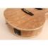 Kép 3/10 - Cort akusztikus gitár EQ-val, Ash Burl, natúr