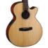 Kép 3/5 - Cort akusztikus gitár elektronikával, matt natúr
