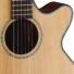 Kép 4/5 - Cort akusztikus gitár elektronikával, matt natúr