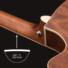 Kép 7/7 - Cort akusztikus gitár, Fishman EQ, matt natúr