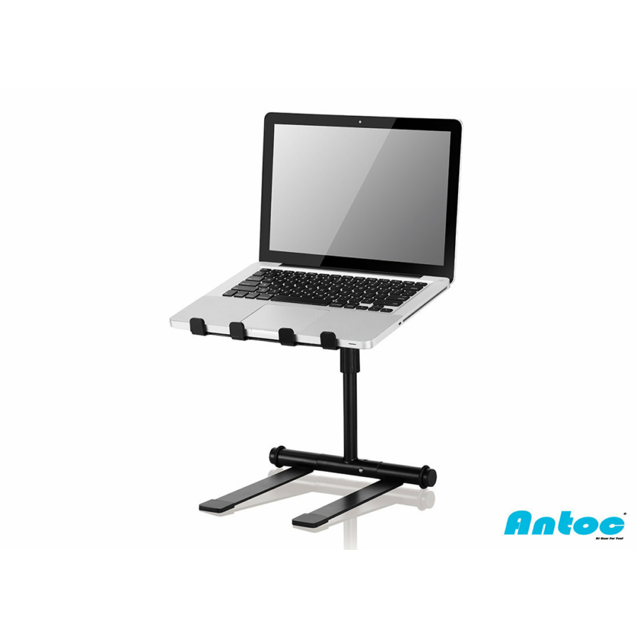 Antoc - L3 Laptop Állvány Fekete