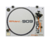 Roland - TT-99 DJ lemezjátszó, felülről