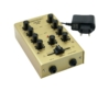 OMNITRONIC - GNOME-202 Mini Mixer gold