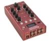 OMNITRONIC - GNOME-202P Mini Mixer red döntve 2
