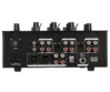 OMNITRONIC - PM-322P 3-Channel DJ Mixer with Bluetooth & USB Player csatlakozók