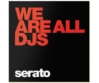 Serato - Scratch Vinyl Performance We are all DJs, borító