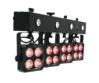 EUROLITE - LED KLS-180 Compact Light Set, elölről-oldalról