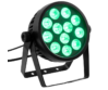 EUROLITE LED 7C 7 Silent Slim Spot