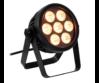 EUROLITE - LED 7C-7 Silent Slim Spot
