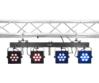 EUROLITE - LED KLS-3002 Next Compact Light Setfüggesztve