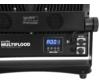 EUROLITE - Multiflood Pro IP RGBW Wash/Frost - kijelző