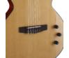 Cort - Sunset Nylectric elektro-klasszikus gitár natúr, test