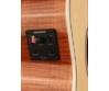 Cort - GA-FF-LH-NAT Balkezes akusztikus gitár elektronikával natúr, elektronika