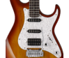 Cort - G250-TAB elektromos gitár Tobacco Sunburst, test