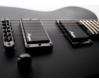 Cort - M-JET elektromos gitár matt fekete, fedlap