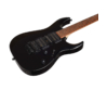 Cort - X250-BK elektromos gitár fekete, fekete