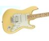 Fender - PLAYER STRATOCASTER HSS MN Buttercream 6 húros elektromos gitár ajándék félkemény tok, test