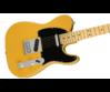 Fender - Player Telecaster Butterscotch Blonde MN 6 húros elektromos gitár ajándék félkemény tok, test