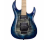 Cort - X300-BLB elektromos gitár kék burst, test