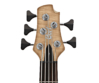 Cort - A5Plus-OPN Artisan 5 húros elektromos basszusgitár matt natúr, kulcsok