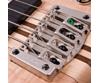 Cort - A6Plus-OPN Artisan 6 húros elektromos basszusgitár matt natúr, híd
