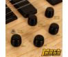 Cort - B4PlusFL-AS Artisan elektromos basszusgitár fretless natúr, potméterek