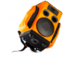 Partybag - 6 Orange with speaker stand insert