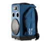 Partybag - 6 Wireless RX2 Blue, oldalról