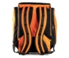 Partybag - 6 Orange with speaker stand insert, hátulról