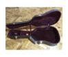Sigma - SC-C keménytok klasszikus gitárhoz fekete, nyitott