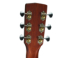 Cort - Earth300V-SB akusztikus gitár sunburst ajándék puhatok