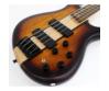 Cort - C4Plus-ZBMH elektromos basszusgitár tobacco sunburst ajándék félkemény tok
