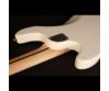Cort - GB54JJ-OW elektromos basszusgitár fehér ajándék félkemény tok