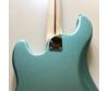 Cort - GB55JJ-SPG 5 húros elektromos basszusgitár zöld ajándék félkemény tok
