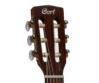 Cort - CEC-3-NS Klasszikus gitár elektronikával matt natúr ajándék puhatok