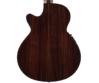 Cort - CEC-7-NAT Klasszikus gitár elektronikával natúr ajándék félkemény tok