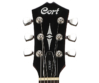 Cort - CR100-BK elektromos gitár fekete ajándék puhatok