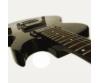 Cort - CR50-BK elektromos gitár fekete ajándék puhatok