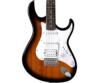 Cort - G110-2T elektromos gitár sunburst ajándék puhatok